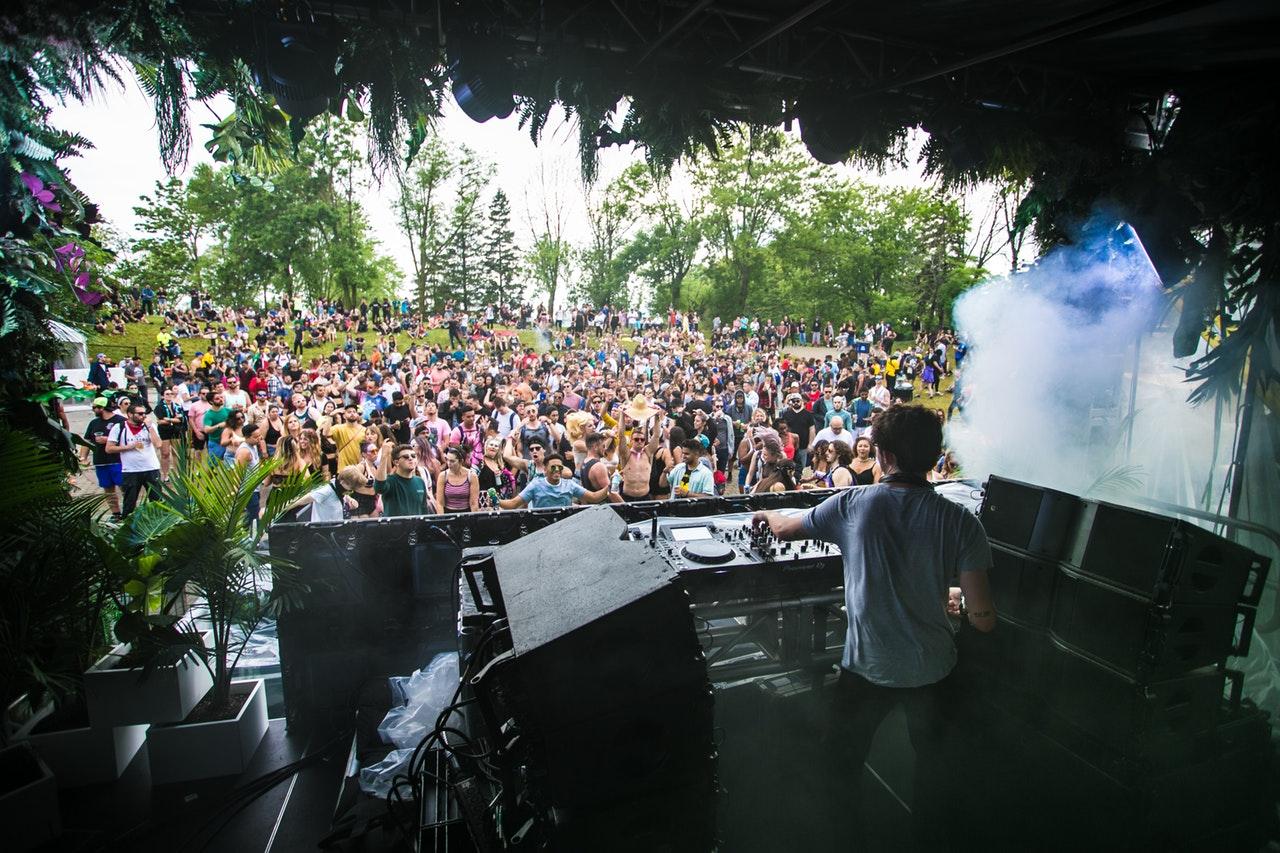 Musikkfestivaler og miljø