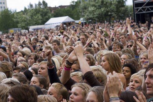 Silk finansierer du festivalopplevelsen