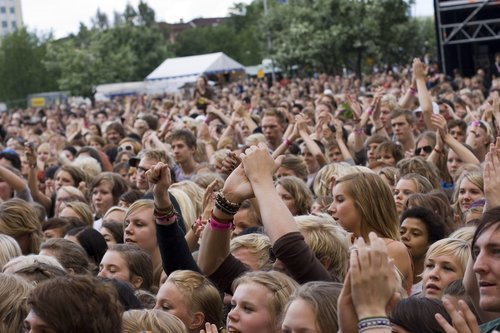 Lag deg til en festival hjemme